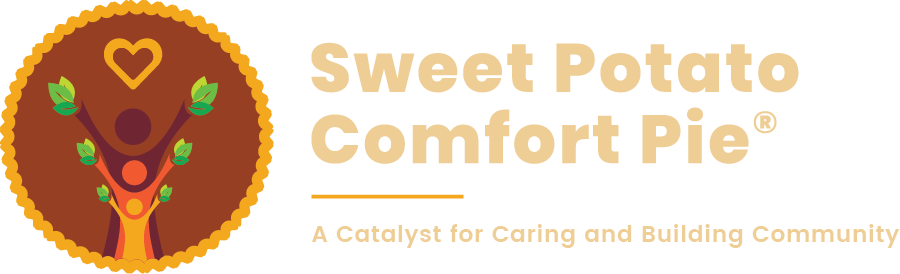 Sweet Potato Comfort Pie Logo